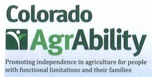 logo Colorado AgrAbility
