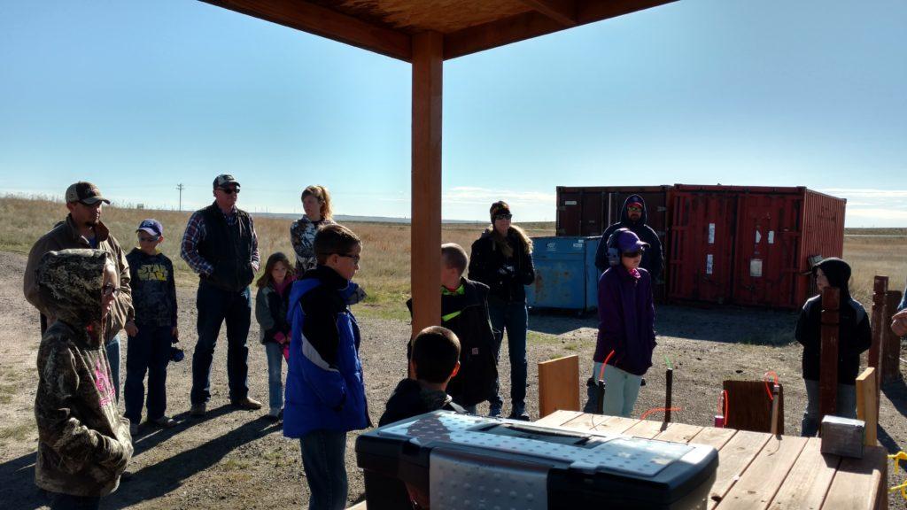 Shooting Sports Practice