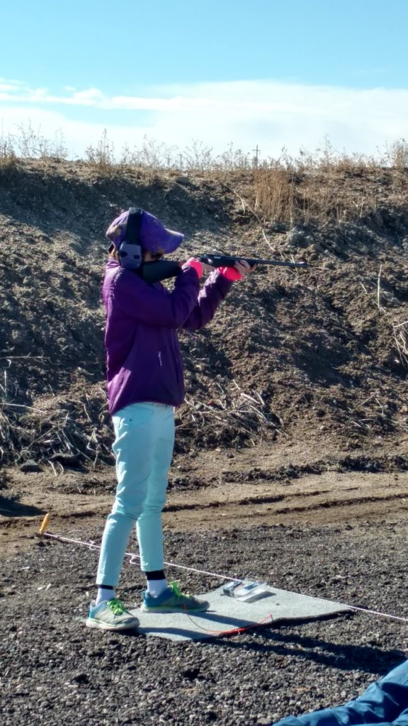 Shooting Sports Practice