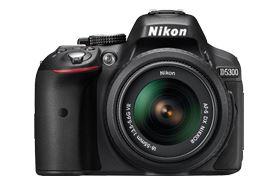 Nikon D5300 Camera Picture