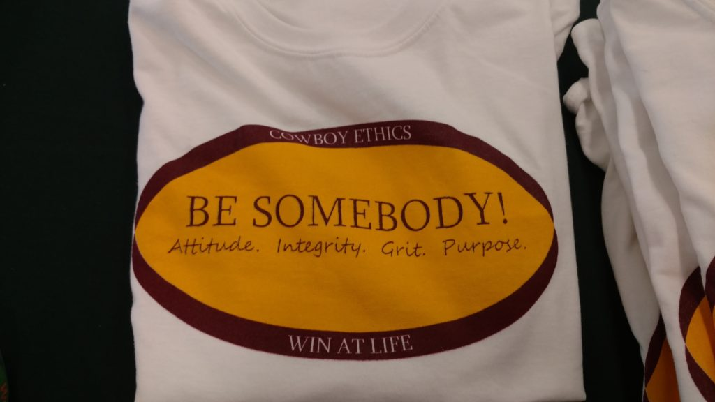 Be Somebody Day Camp